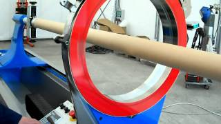 getlinkyoutube.com-Bandaging machine, Winding machine, Taping machine, Instrument transformers