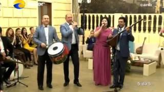 getlinkyoutube.com-Asiq Demir ve Asiq Telli. Deyisme