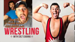 getlinkyoutube.com-Justin Gabriel - Art of Wrestling Ep 255 w/ Colt Cabana