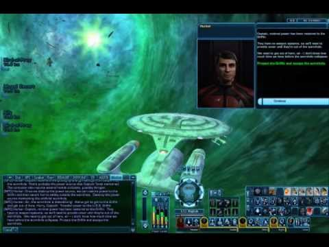 "STO| RISE OF THE REDSHIRT S2E23 ""Trapped"""