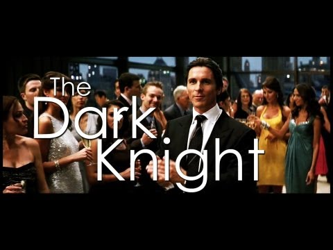 The Dark Knight as a Romantic Comedy Trailer
