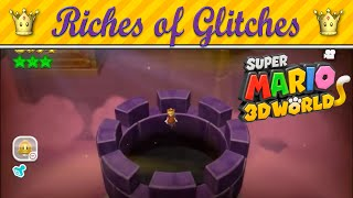 getlinkyoutube.com-Riches of Glitches in Super Mario 3D World (Glitch Compilation)