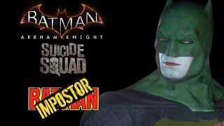getlinkyoutube.com-SKIN; Batman; Arkham Knight; Imposter Batman