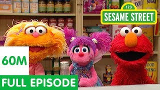 Elmo and Zoe Play The Letter P Game | Sesame Street Full Episode