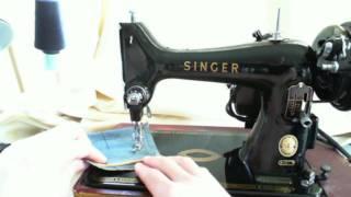 getlinkyoutube.com-Singer 99 Sewing Machine in Action.mpg