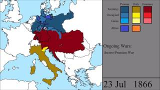 The Unifications of Germany and Italy: Every Day
