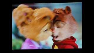 getlinkyoutube.com-Britanny and Alvin kiss!!!