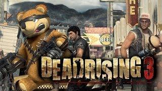 getlinkyoutube.com-DEAD RISING 3 #4 - Boss e Combos Bizarros com Ursinhos! (Xbox One / Português PT-BR)