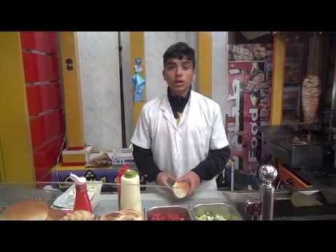 Amjed Jojo - عند المطاعم الجزائرية  فقط