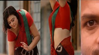 Sona Aunty Cleavage Hot Boobs Exposing Show | Amar Akbar Anthony Malayalam Comedy Hot Scene