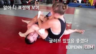 getlinkyoutube.com-[UFC] 암바여왕 론다 라우지 - 룩 락홀드에게 암바 걸기