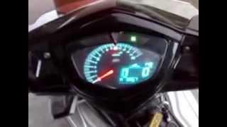 getlinkyoutube.com-Speedometer KOSO Jupiter MX