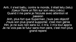 Black M - Le plus fort du monde (lyrics)