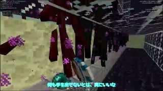 getlinkyoutube.com-【Minecraft】エンダーマン経験値トラップ
