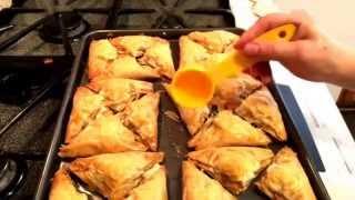 getlinkyoutube.com-وربات بالقشطه  Baklava Stuffed with Cream.......Linda S kitchen مطبخ ليندا