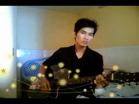 Chom Pa Battambang guitar cover rothanak.avi