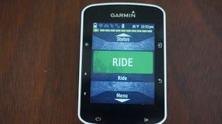 getlinkyoutube.com-Garmin Edge 520 Review