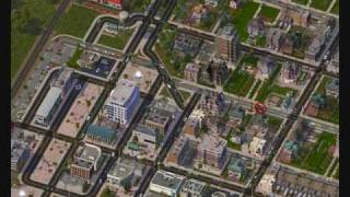 getlinkyoutube.com-Urban Sprawl: A Sim City 4 Demostration