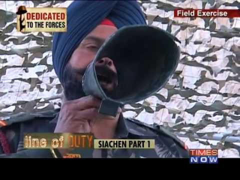 Line of Duty: Siachen Part 1 - (Part 2 of 3)