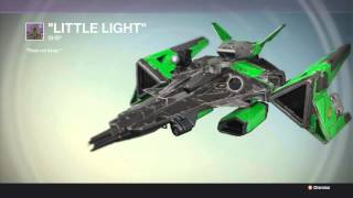 getlinkyoutube.com-NEW Legendary Ship On Destiny (The Dark Below Legendary Ship)