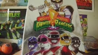 getlinkyoutube.com-Unboxing Mighty Morphin Power Rangers - The Complete Series