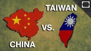 getlinkyoutube.com-Why China And Taiwan Hate Each Other