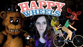 getlinkyoutube.com-Five Nights at Freddy's: Happy Wheels Edition?!