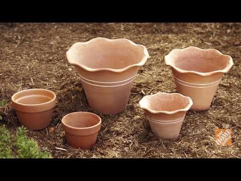 How to Make a Terra Cotta Pot Fountain