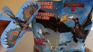 getlinkyoutube.com-How To Train Your Dragon 2 Toys in Cereal Promo Pack