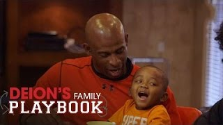 getlinkyoutube.com-Watch the Season's First Play from Deion's Home Team | Deion's Family Playbook | OWN