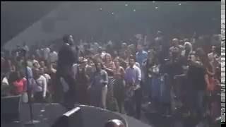 Tye Tribbett singing My God is Good [Everything Na Double Double]