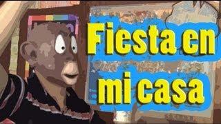 getlinkyoutube.com-Fiesta en mi Casa - Luisito Rey