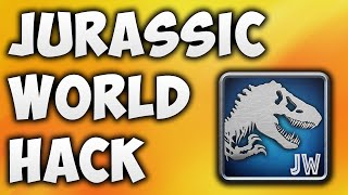 getlinkyoutube.com-Jurassic World The Game Hack / Cheats Free Cash, Coins, Food & DNA
