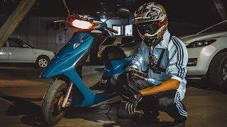Тест драйв HONDA DIO ZX AF35 | Вся правда о скутере!