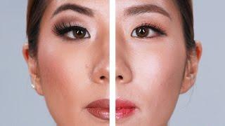 getlinkyoutube.com-American Makeup v. Korean Makeup