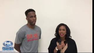 getlinkyoutube.com-Fox Sports 1340 AM Player of the Week Matt Coleman  Oak Hill Academy