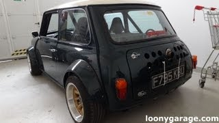 getlinkyoutube.com-Mini with Honda Turbo Bike Engine