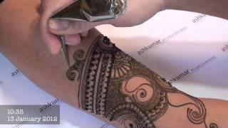getlinkyoutube.com-www.ashkumar.com AK MAKEUP & HENNA ACADEMY:  Ash Kumar Inspires 01