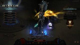 getlinkyoutube.com-Diablo 3 2.5.0 PTR NEW Holy Point Shadow Impale DH