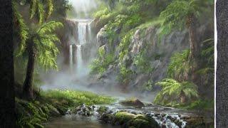 getlinkyoutube.com-Paint with Kevin Hill - Hidden Paradise