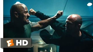 getlinkyoutube.com-Furious 7 (1/10) Movie CLIP - Hobbs vs. Shaw (2015) HD