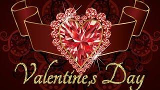 getlinkyoutube.com-Happiness on Valentine's Day! С Днём Святого Валентина!