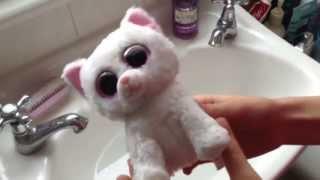 getlinkyoutube.com-How to Wash your Beanie Boos!