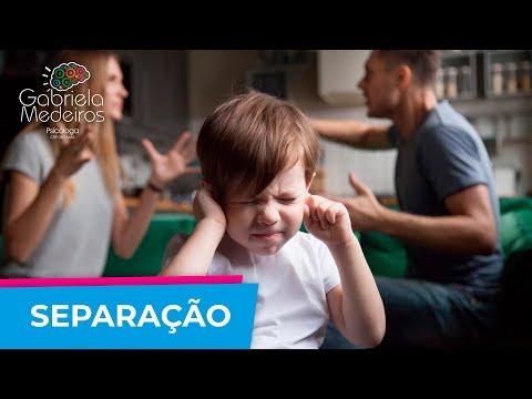Os Filhos na Separação dos Pais | Psicologa Gabriela Medeiros