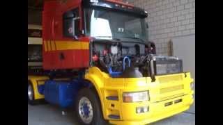 getlinkyoutube.com-Schildknecht Scania Hauber T164 580