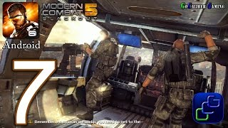 Modern Combat 5: Blackout Android Walkthrough - Part 7 - Chapter 4: San Marco - Carnevale I