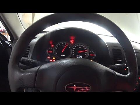 Где цепь грм в Subaru Импреза WRX STI