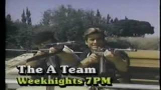 The A-Team promo