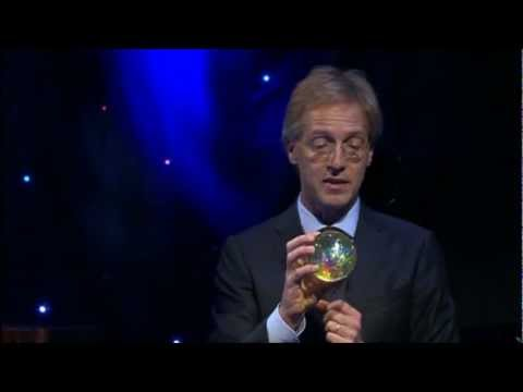 Prof.Robbert Dijkgraaf - De Oerknal (na de show)