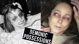 getlinkyoutube.com-5 SCARIEST DEMONIC POSSESSIONS